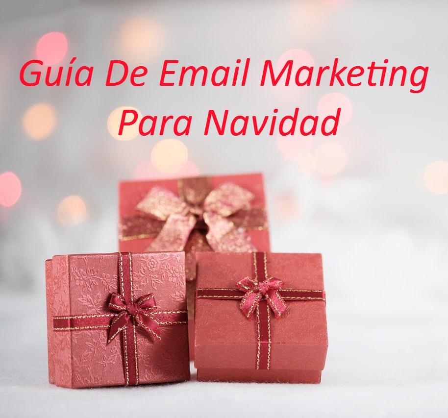 GRATIS: Guía De Email Marketing Para Navidad